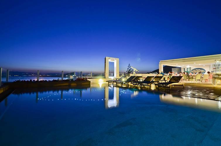 Naxos island hotel agios prokopios beach in naxos island for Boutique hotel naxos
